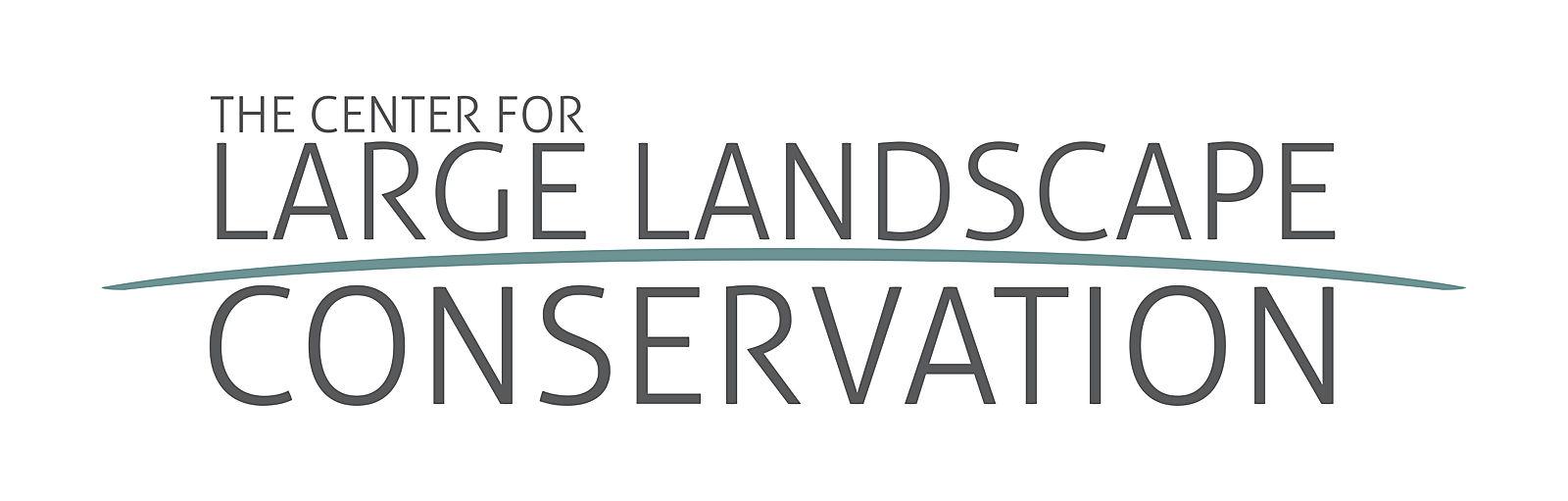 The Center for Large Landscape Conservation logo