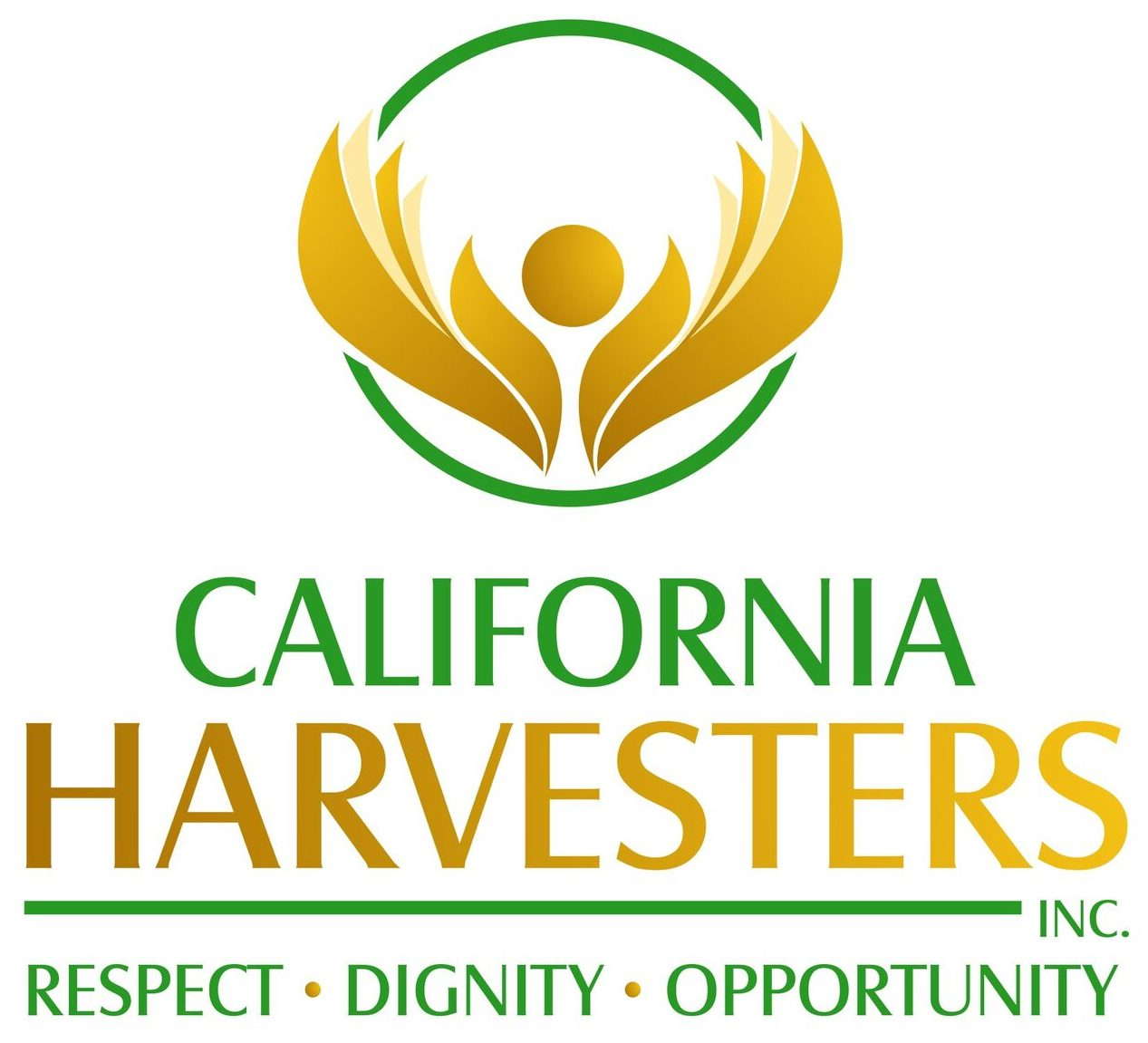 California Harvesters logo