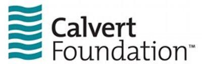 Calvert Foundation logo