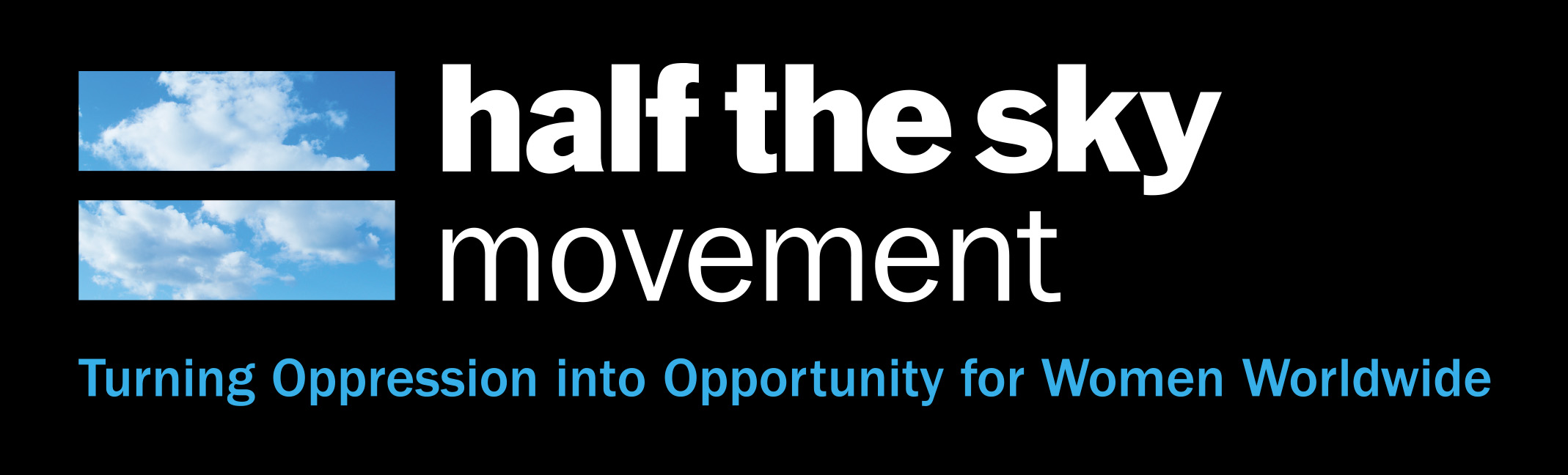 Half the Sky Movement logo
