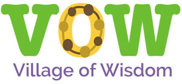 Village of Wisdom logo